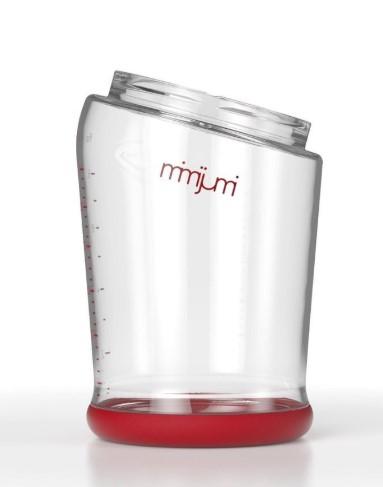 Mimijumi Very Hungry Biberon (240 ml) - Thumbnail