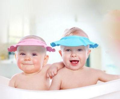 Miny Baby - Miny Baby Bebek/Çocuk Duş Başlığı - PEMBE