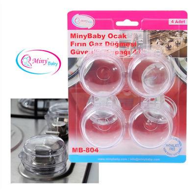 Miny Baby - Miny Baby Ocak/Fırın Gaz Düğmesi Güvenlik Kapağı