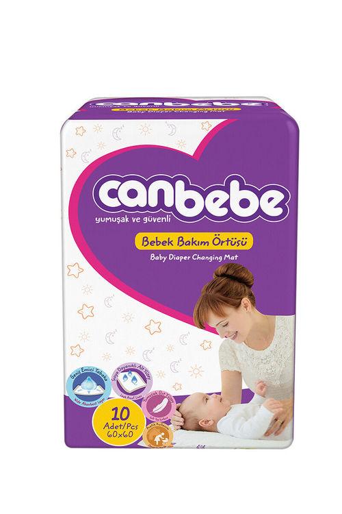 Canbebe - Canbebe bakım örtüsü