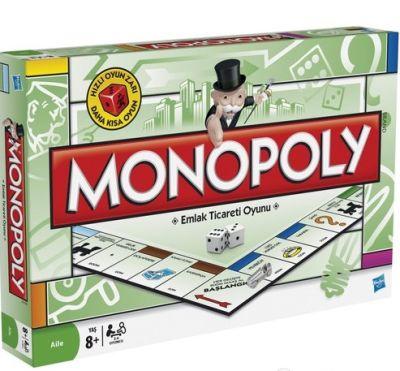 Hasbro - MONOPOLY CLASSIC
