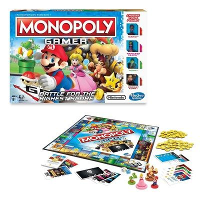 Hasbro - Monopoly Gamer