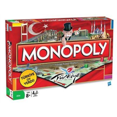 Hasbro - Monopoly Türkiye 01610