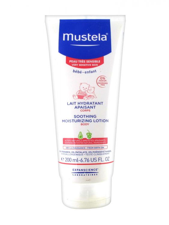 MUSTELA - Mustela Soothing Moisturizing Lotion 200 ml