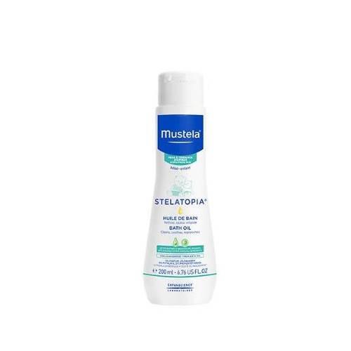 360 - Mustela Stelatopia Bath Oil 200 ml