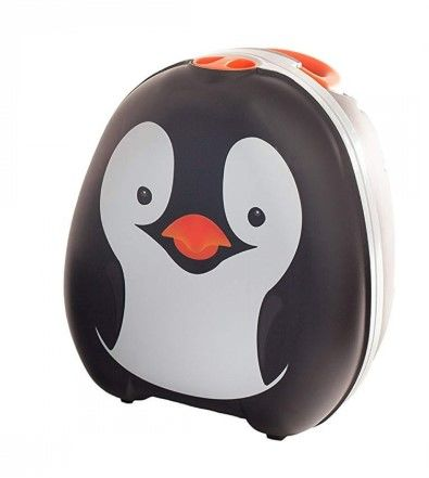 My Carry Potty - My Carry Potty Taşınabilir Lazımlık-Penguen