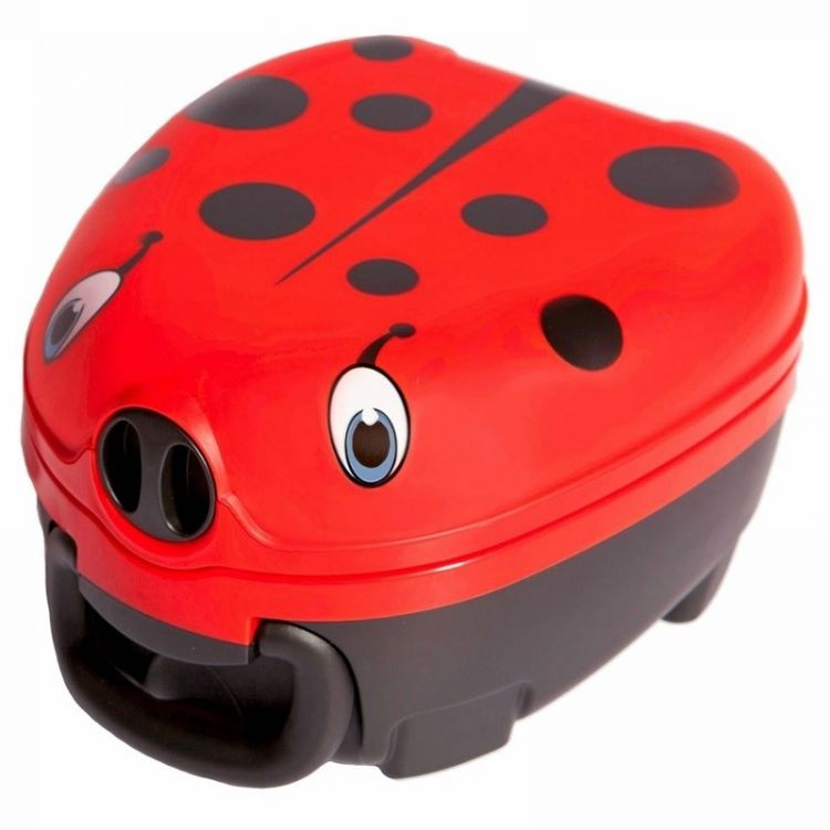 My Carry Potty - My Carry Potty Taşınabilir Lazımlık / Uğur Böceği