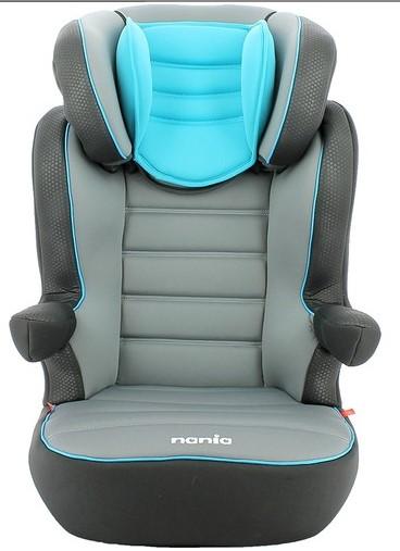 Nania - Nania R Way Isofix 15 - 36 kg Oto Koltuğu Mavi