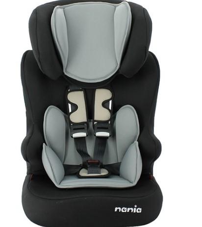 Nania - Nania Racer 2P 9 - 36 kg Oto Koltuğu Gri