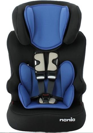 Nania Racer 2P 9 - 36 kg Oto Koltuğu Mavi