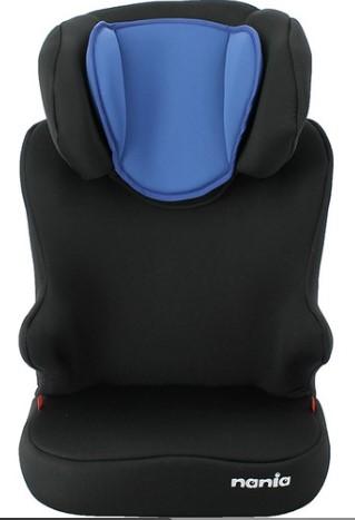 Nania - Nania Starter 15 - 36 kg Oto Koltuğu Pembe Mavi