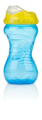 Nuby - Nuby 10057 Damlatmaz Bardak Mavi