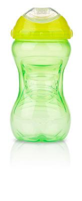 Nuby - Nuby 10057 Damlatmaz Bardak Yeşil