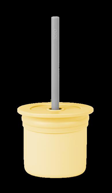 OiOi - OiOi Ham+Hüp Mellow Yellow/Powder Grey