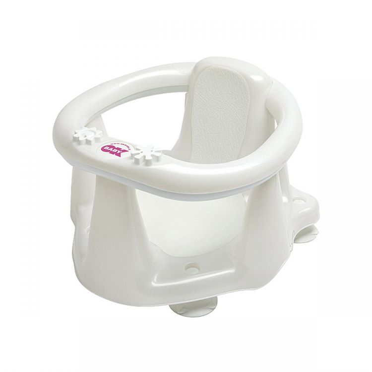 OkBaby - Okbaby Flipper Evol Banyo Oturağı / Beyaz