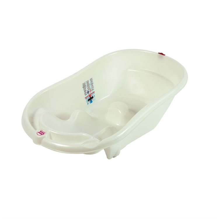OkBaby - Okbaby Onda Banyo Küveti / Beyaz