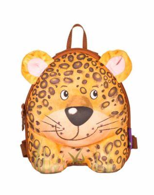 Okiedog - Okiedog Wildpack Çocuk Okul Sırt Çantası Leopar