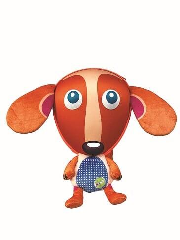 Oopps - Oopps Sırt Çantası Arkadaşım Köpek