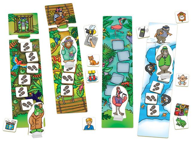 Orchard Toys - Orchard Sound Detectives (Ses Dedektifleri) 3-6 Yaş