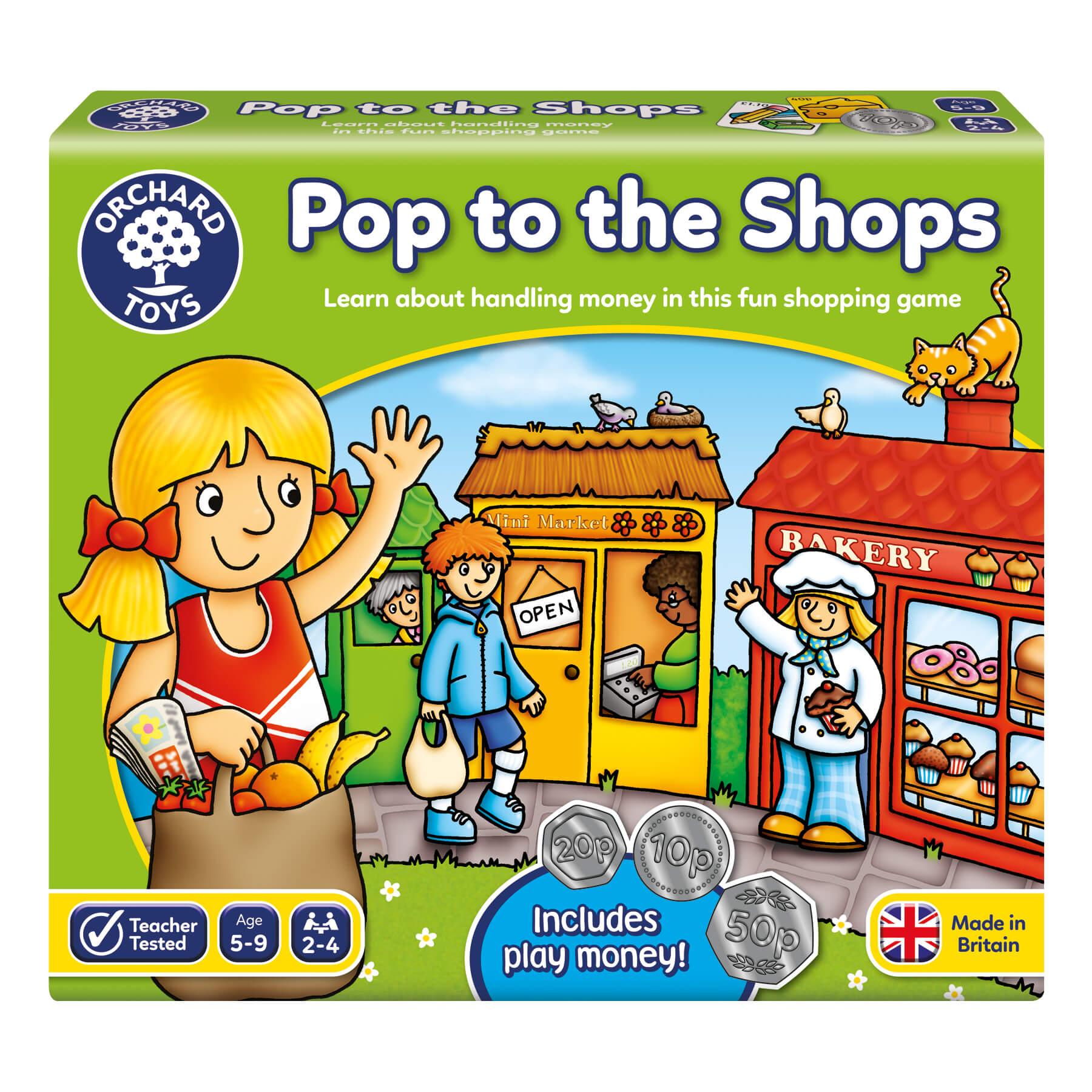 Orchard Pop To The Shops (Alışveriş Oyunu) 5-9 Yaş