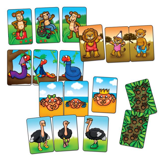 Orchard Toys - Orchard Animal Families (Sevimli Hayvan Aileleri Birleştirme) 4 Yaş+