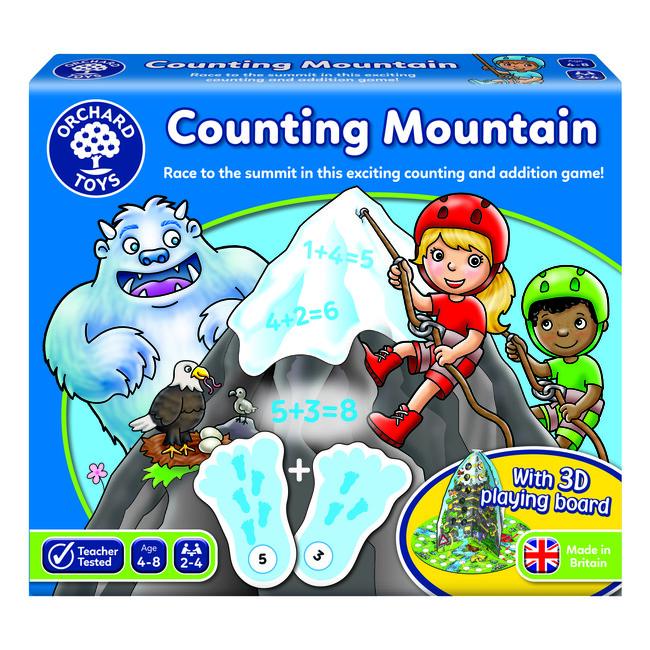 Orchard Counting Mountain (Sayı Dağı Tırmanışı) 4-8 Yaş - Thumbnail