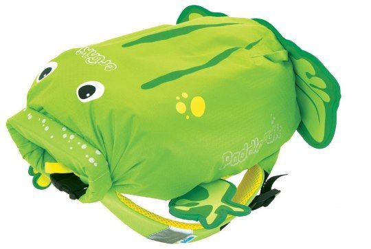 Trunki - PaddlePak - Kurbağa - Ribbit