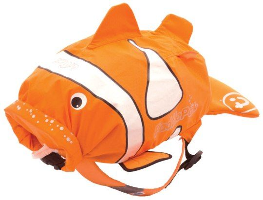 Trunki - PaddlePak - Palyaço Balığı - Chuckles
