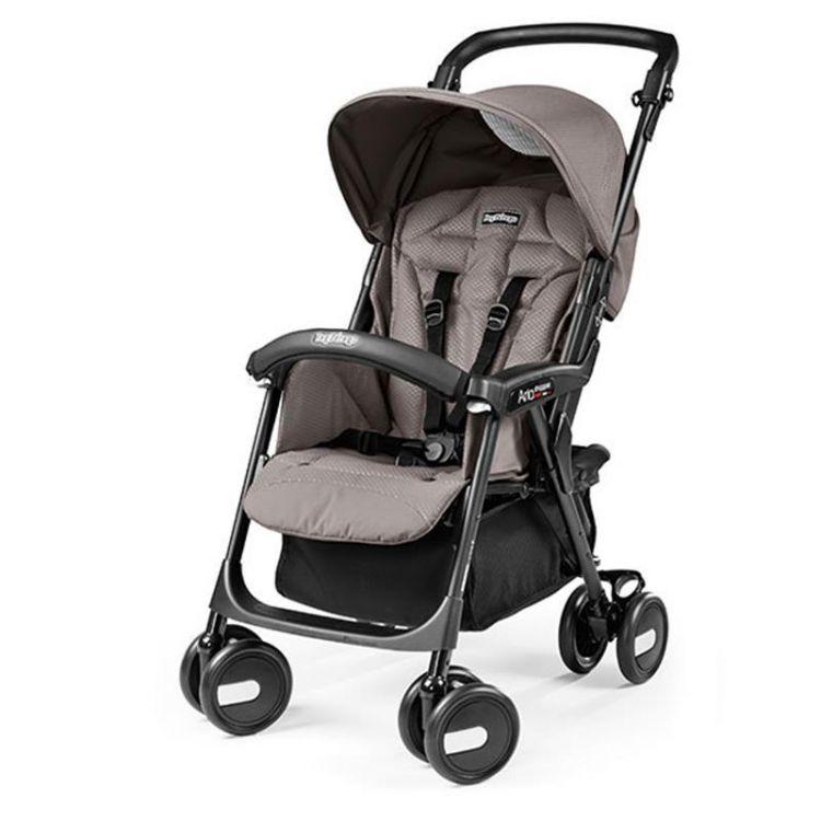 Peg Perego - Peg Perego Aria Shopper Classico Bebek Arabası Mod Beige