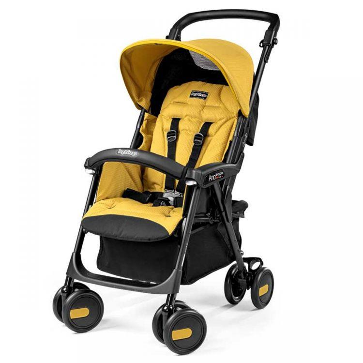 Peg Perego - Peg Perego Aria Shopper Classico Bebek Arabası Mod Yellow