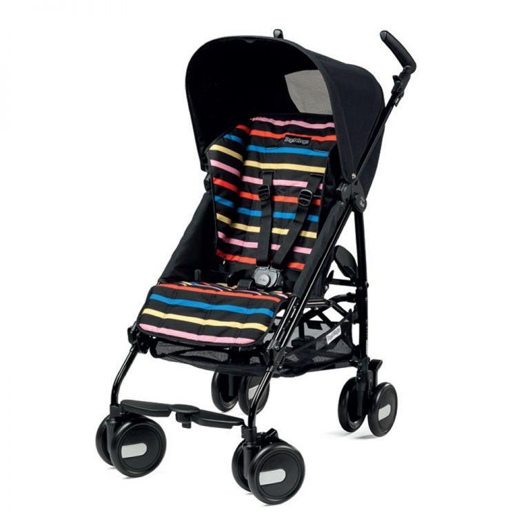 Peg Perego - Peg Perego Pliko Mini Baston Bebek Arabası Neon