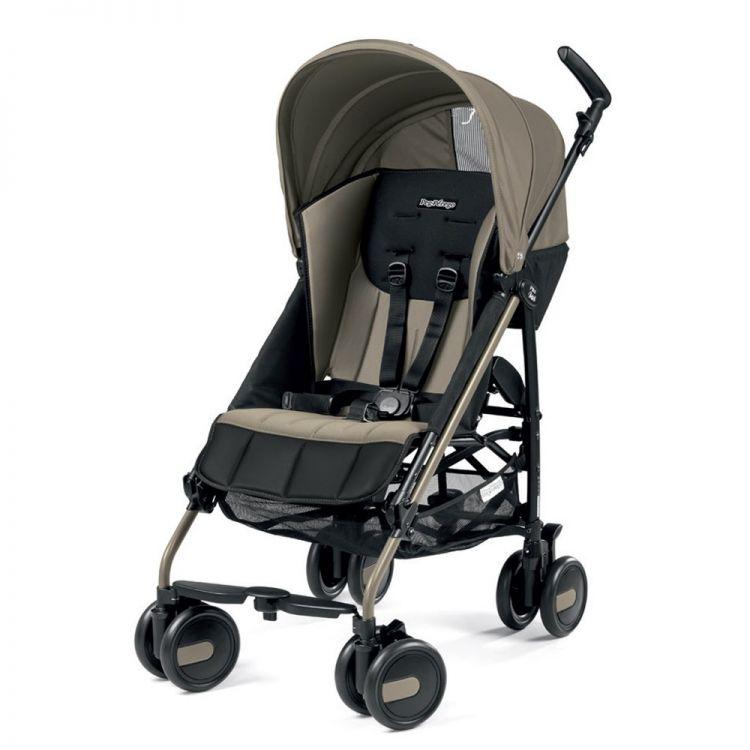 Peg Perego - Peg Perego Pliko Mini Baston Bebek Arabası Sandshell