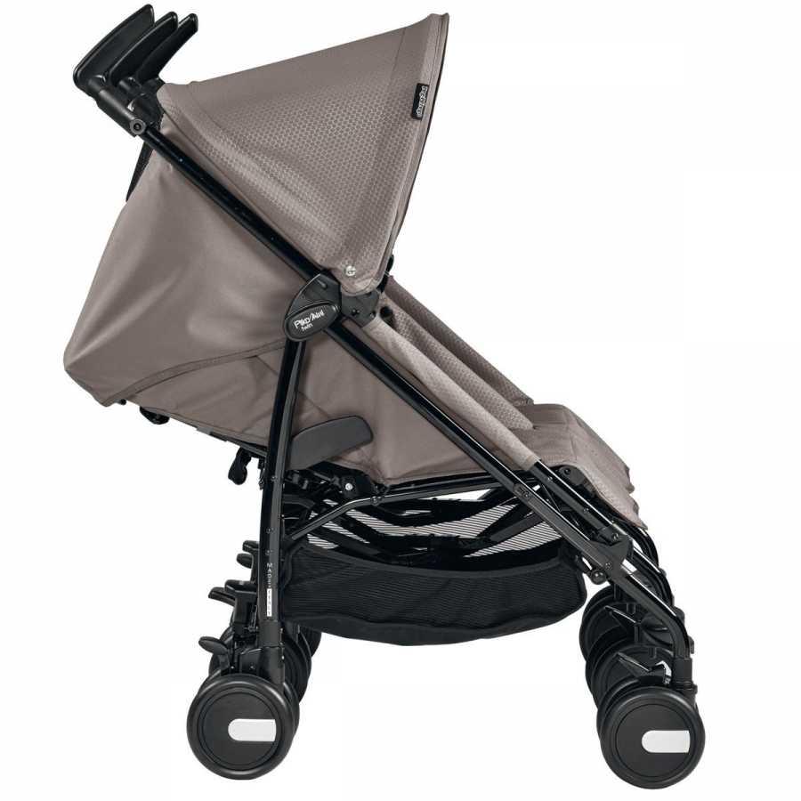 Peg Perego Pliko Mini Classico Twin İkiz Bebek Arabası Mod Beige