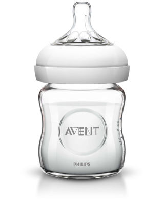 Avent - Philips Avent Natural Cam Biberon 120ml Tekli (SCF671/17)
