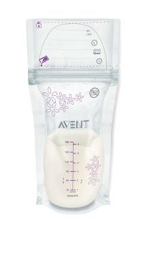 Avent - Philips Avent Anne Sütü Saklama Poşetleri 25x180ml (SCF603/25)