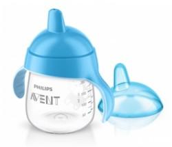Avent - Philips Avent Yeni Penguen Damlatmaz - 12m+/260 ml - Mavi (SCF753/05)