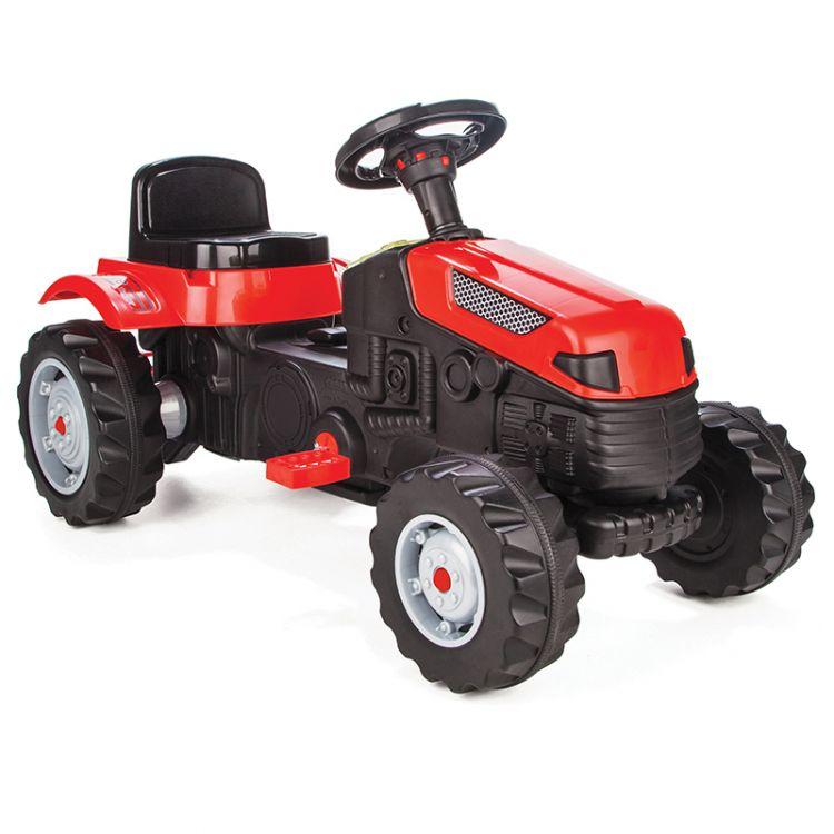Pilsan - Pilsan Active Traktör Pedallı Kırmızı