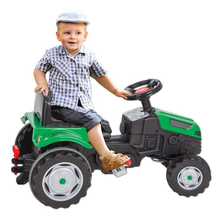 Pilsan - Pilsan Active Traktör Pedallı Yeşil