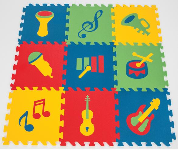Pilsan - Pilsan Eğitici Yer Karosu 7mm. Müzik Aletleri