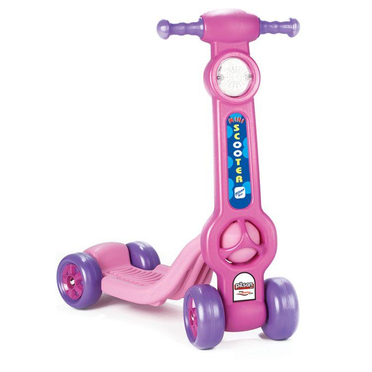 Pilsan - Pilsan Mini Scooter Mor