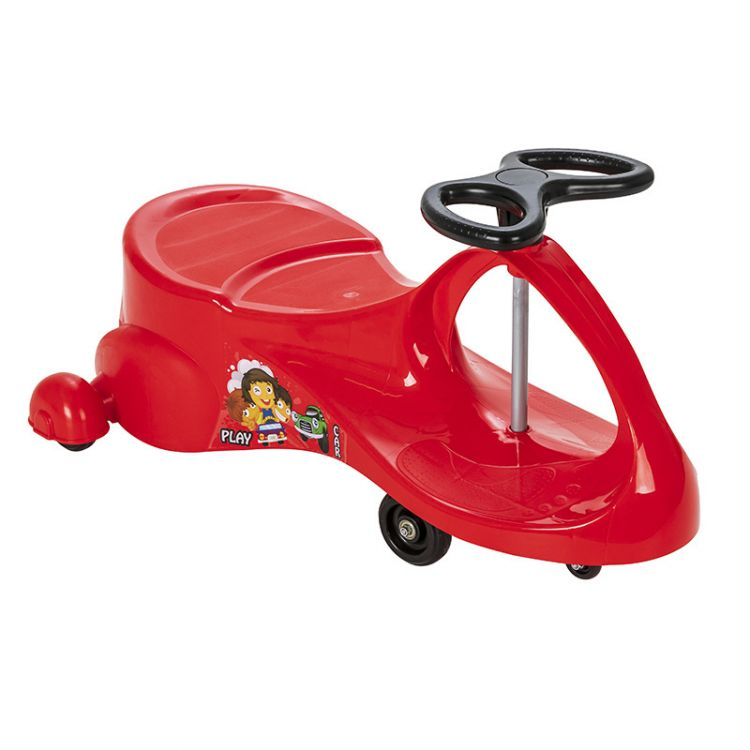 Pilsan - Pilsan Play Car Kırmızı