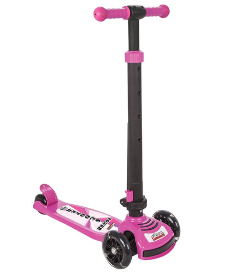Pilsan - Pilsan Power Scooter Pembe