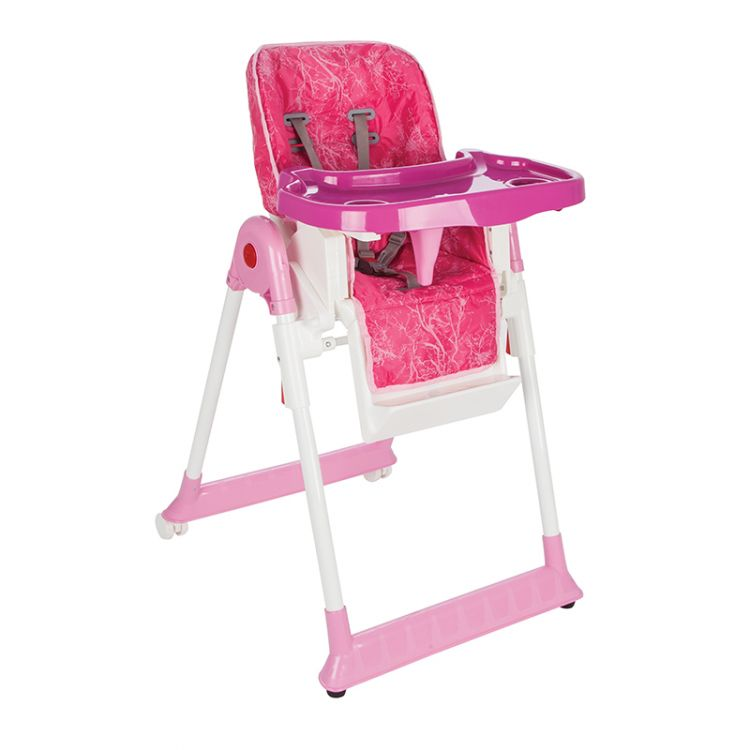 Pilsan - Pilsan Süper Mama Sandalyesi Pembe