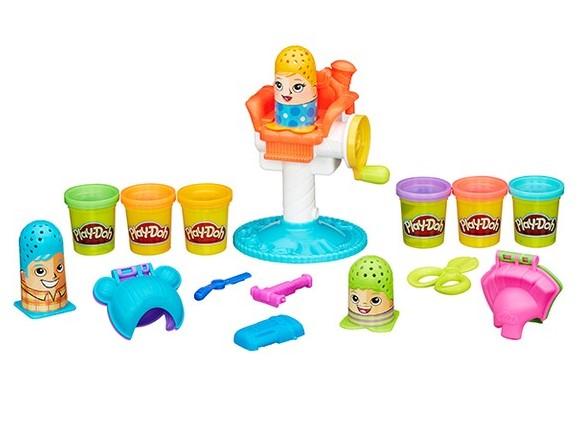 Play Doh - Play Doh Çılgın Berber