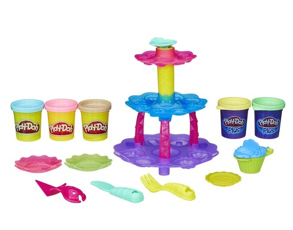 Play Doh - Play Doh Pasta Kulesi