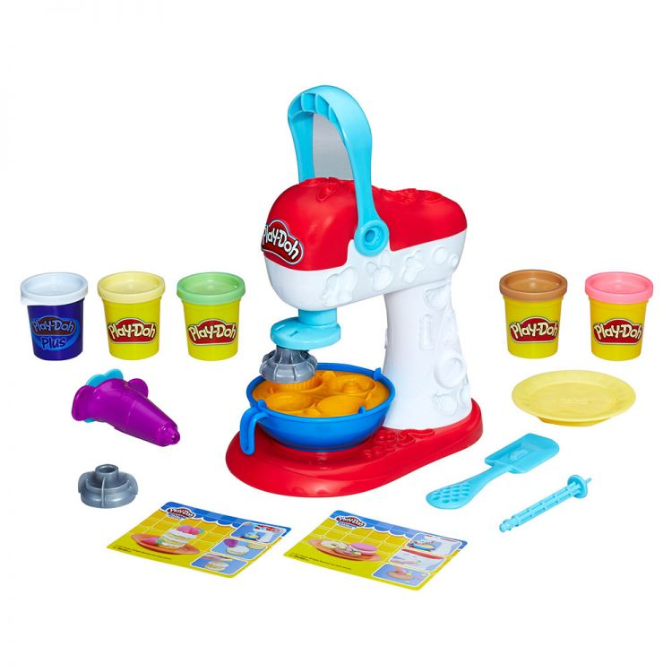 Play Doh - Play-Doh Pasta Mikserim