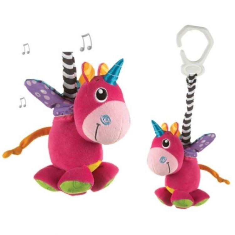 playgro - Playgro Çek Bırak Titreşimli Unicorn
