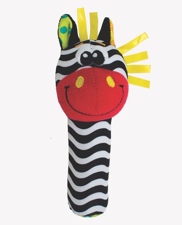 playgro - Playgro Zebra Squaker
