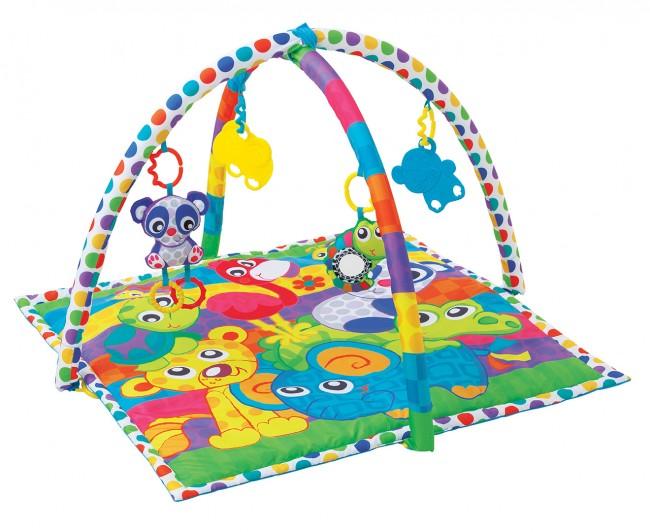 playgro - Playgro Mutlu Hayvanlarım Oyun Halısı