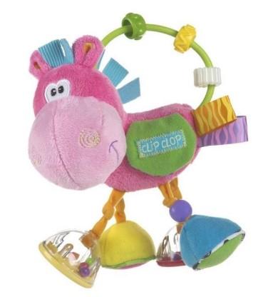 playgro - Playgro Pembe Zebra Aktivite Oyuncağı